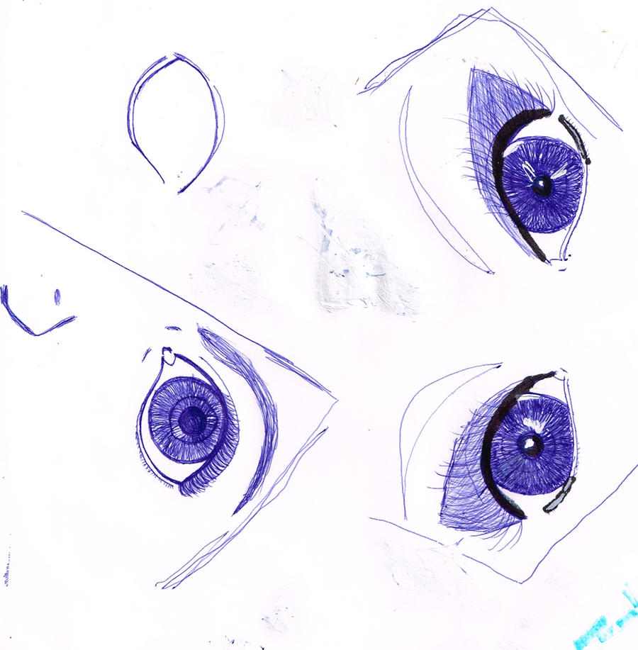 Doodles2 by MindlessAngel