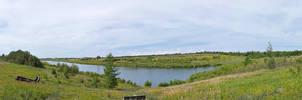East Pit Lake Alberta