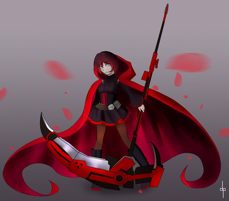 Ruby Rose by dream-phoenix