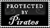 Protected by Pirates Stamp by DorianHarper
