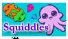 Squiddles Stamp by DorianHarper