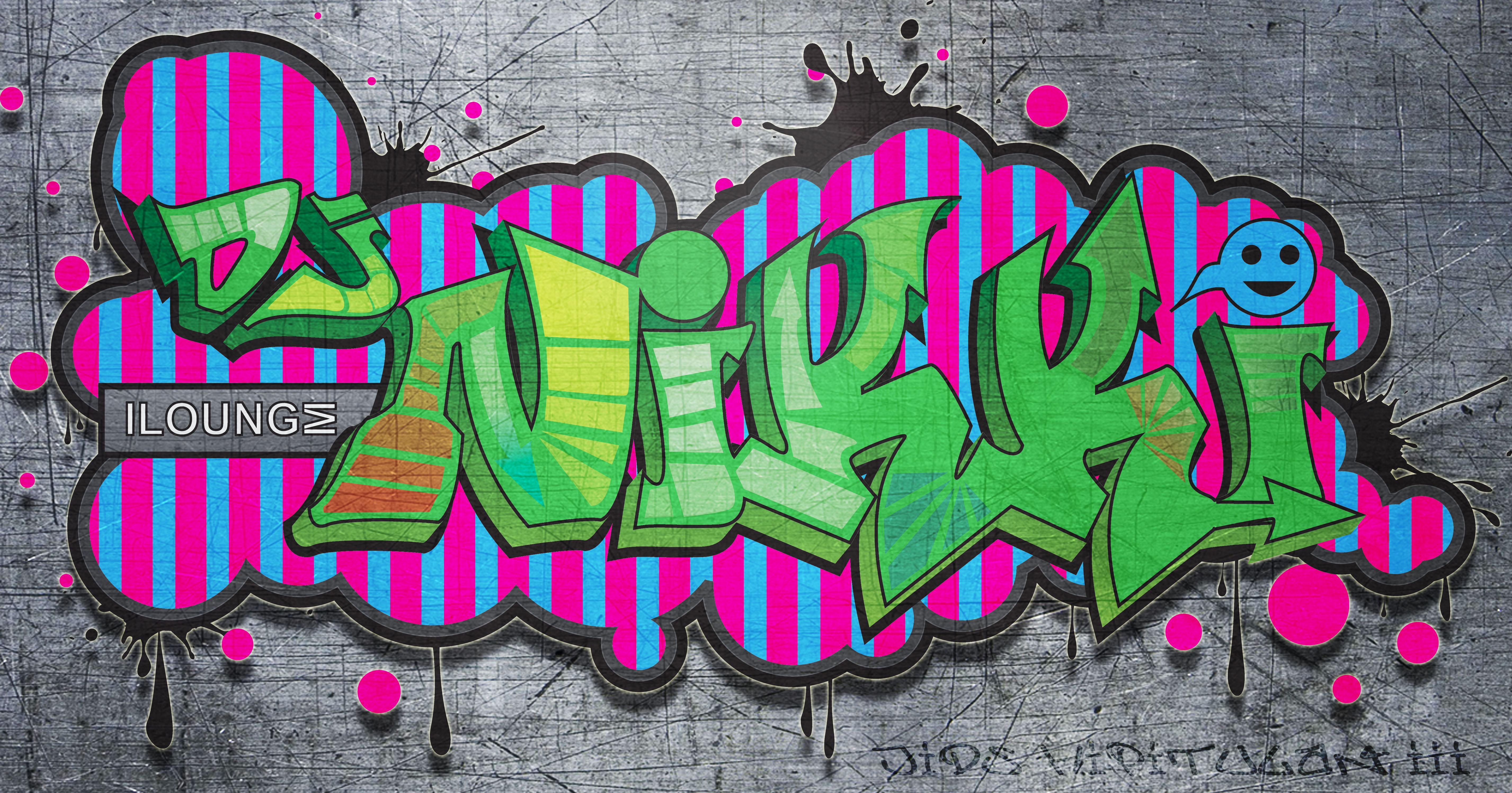 Graffiti by jids homeworks on deviantart - Graffiti simple ...