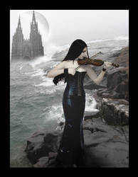 Siren's requiem for decay by GothDream