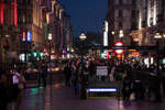 Piccadilly Circus II by puppeteerHH