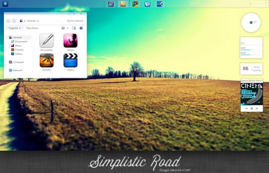 Simplistic Road