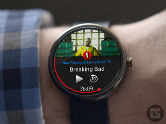 Netflix for Android Wear