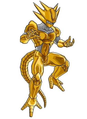 Real Gold Cooler final form by absalon21 on DeviantArt