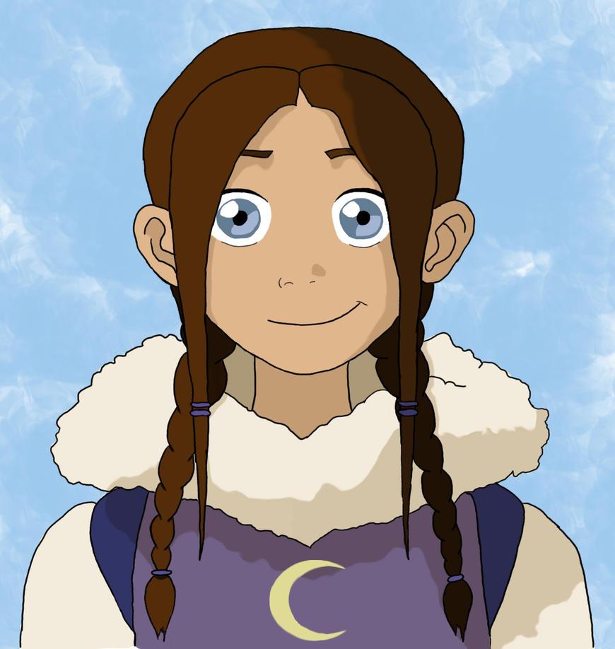 Moon In Avatar Movie: Yue -my OC- By Crzy4Avatar On DeviantArt