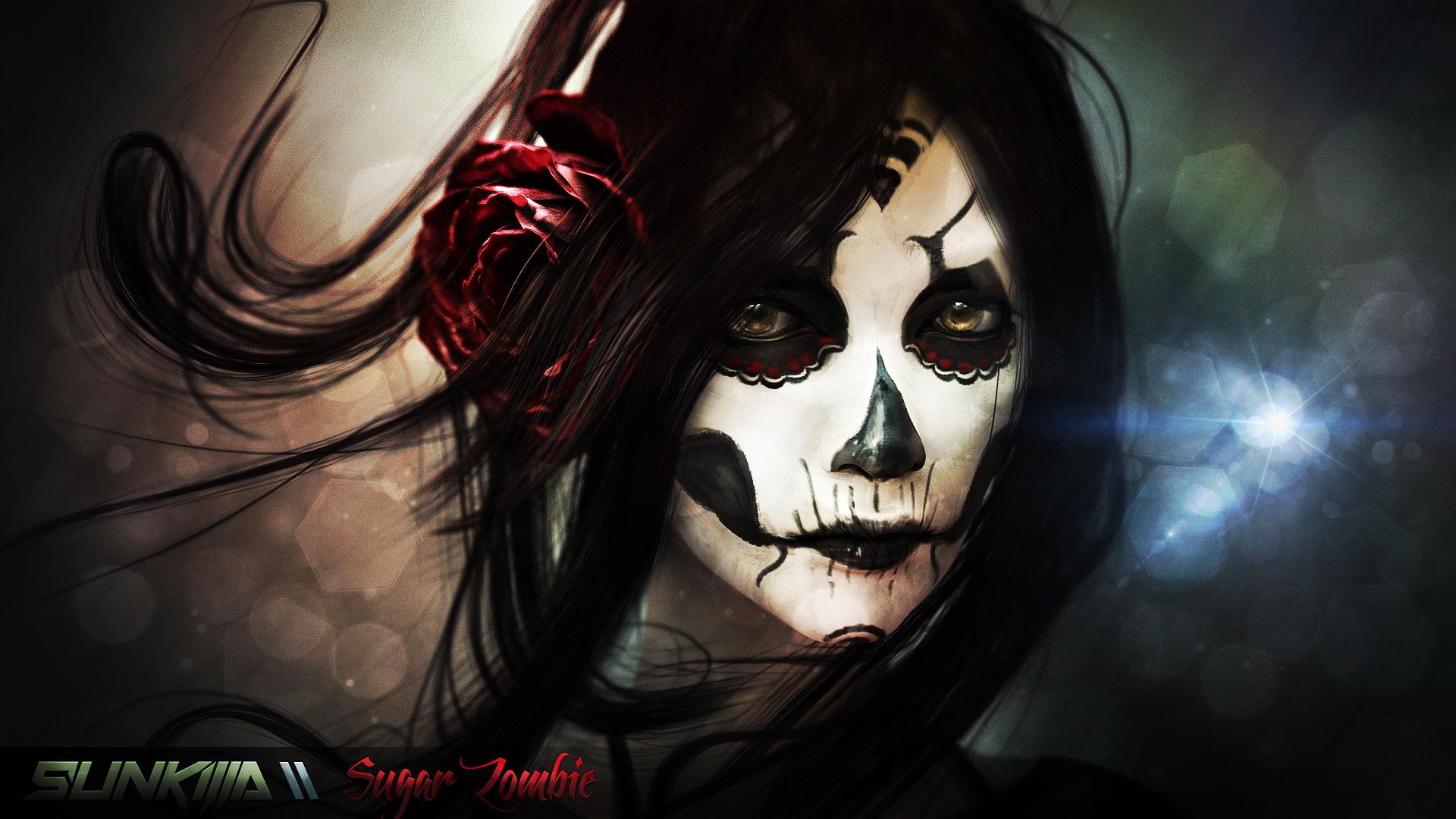Sugar Zombie by Sunkilla-FR