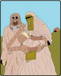 Star Wars Tusken Raiders