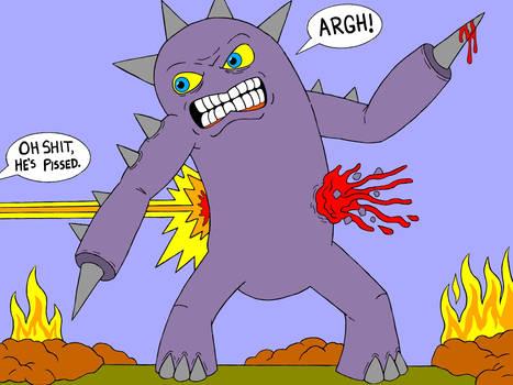 Adhea Monster