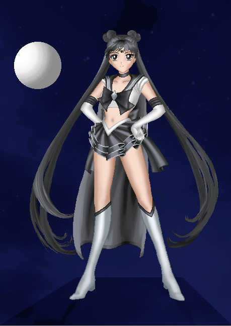 Sailor Carbonite
