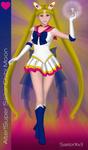 Alternate Super Sailor Chibi Moon