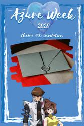 Theme 09: Invitation - Azure Week 2020