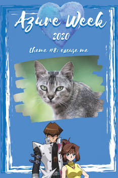 Theme 08: Excuse Me - Azure Week 2020