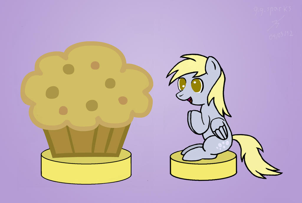 Happy (Belated) Derpy Day by GoggleSparks