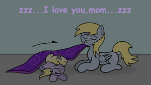 Good Night, Little Muffin. by GoggleSparks