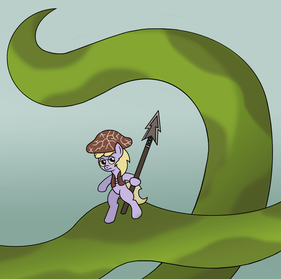 Dinky the Druid by GoggleSparks
