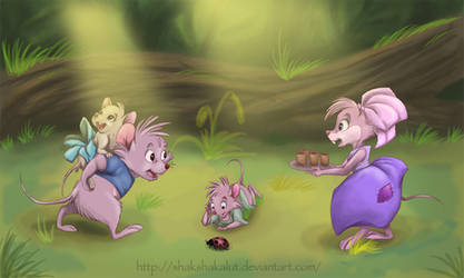 Brisby Children by ShakShakalut