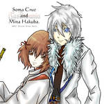 Castlevania: Soma and Mina