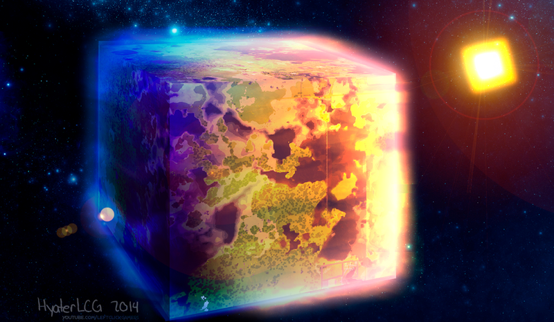 Planet Minecraft by steven1029 on DeviantArt  Planet Minecraf...