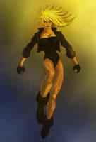 Black Canary by jucari