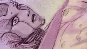 Sketching by jucari