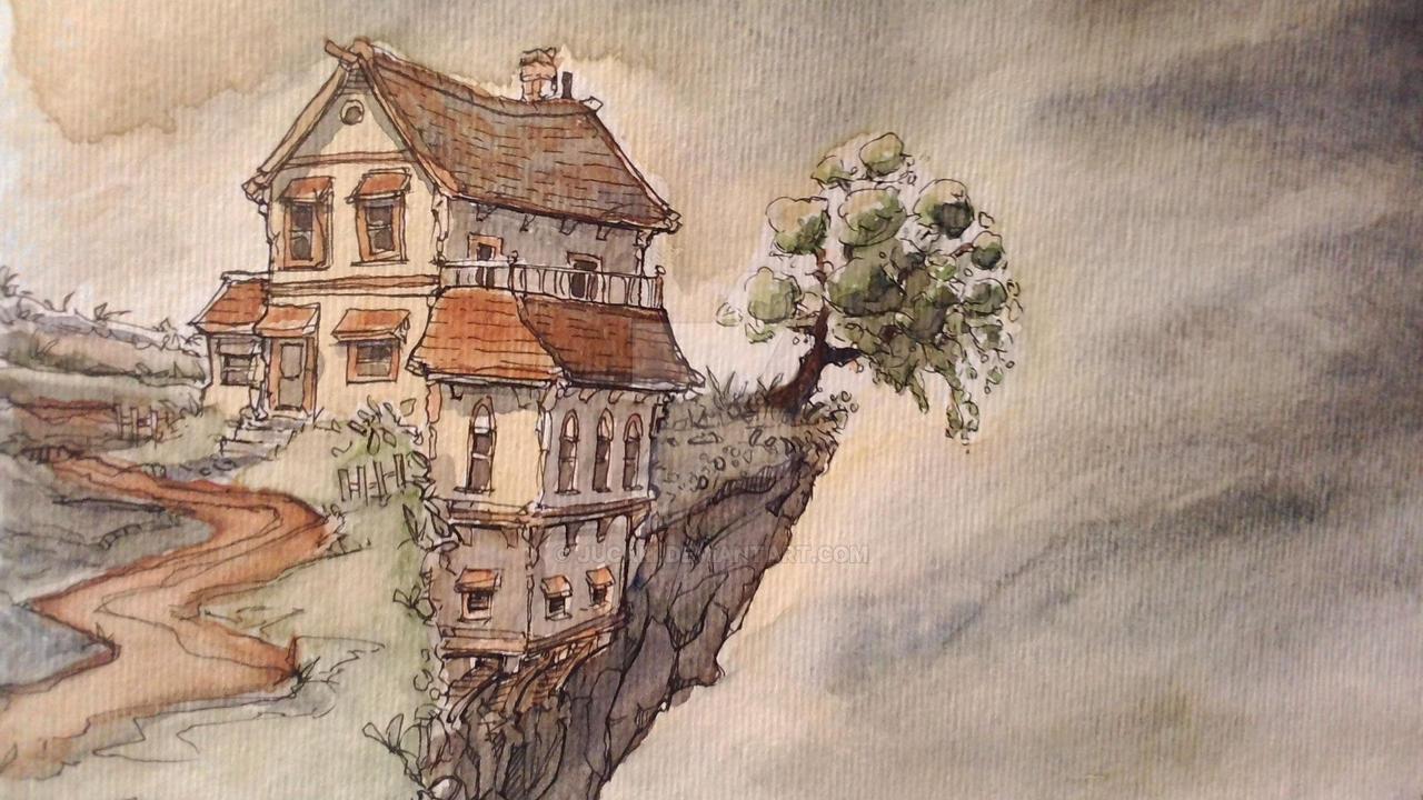 Sky House by jucari