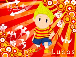 M3: Lucas wallpaper by StaniaMarsh