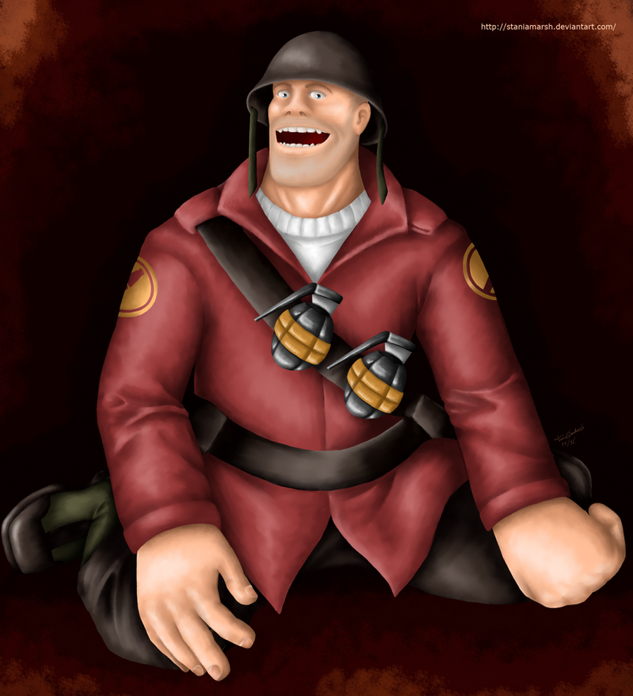 TF2: Painis Cupcake by StaniaMarsh on DeviantArt I Am Painis Cupcake I Will Eat You