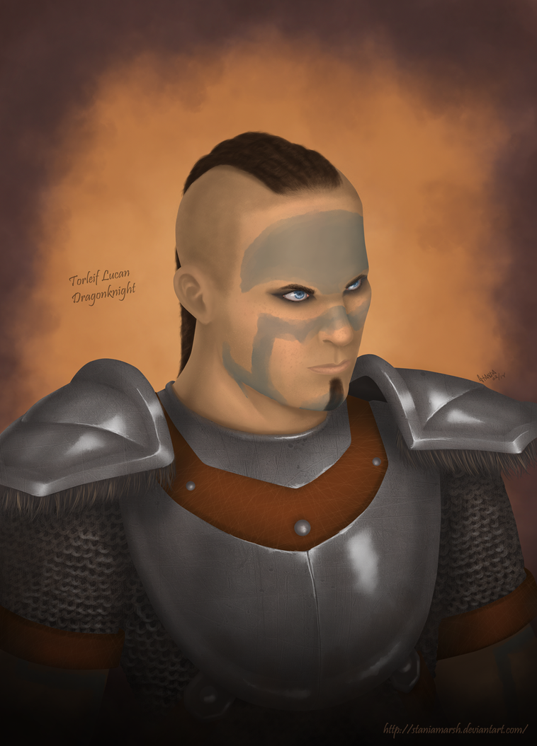 TESO: Torleif Lucan by StaniaMarsh