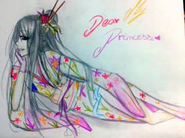 My Dear Princess by VJHH