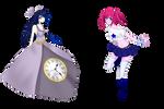 [InJoY!/ATimeOC] Cosplay Time!