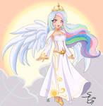 Princess Celestia HOOMAN