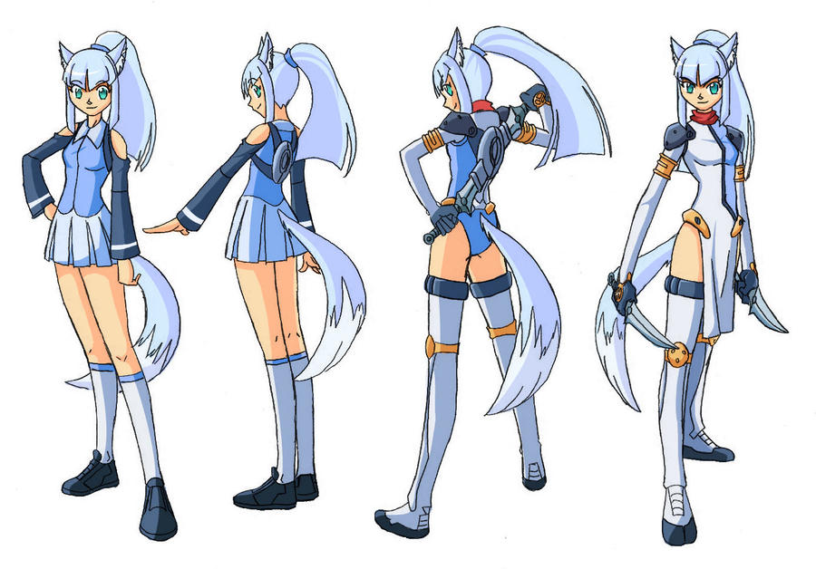 Yukina Princess Guard by AngriestAngryArtist