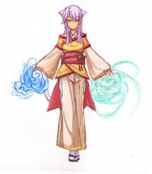 Misty Godaki elemental balance