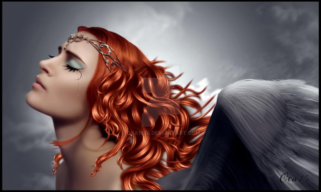 Angel by OKA1974