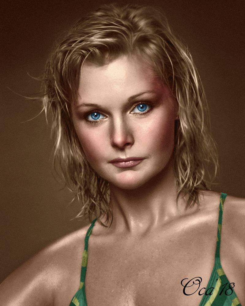 Carol Lynley by OKA1974