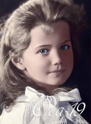 Gran Duquesa Maria Nikolaevna de Rusia by OKA1974