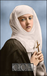#MaudeFealy#Nun
