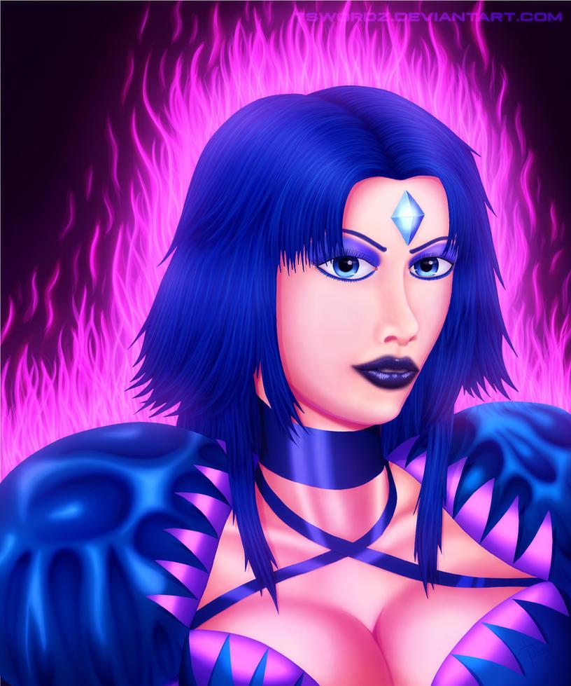 Mysticaya Portrait by TswordZ
