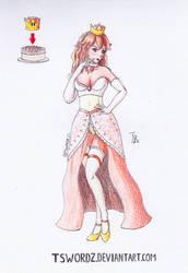 Super Crown 10 - Cakette by TswordZ