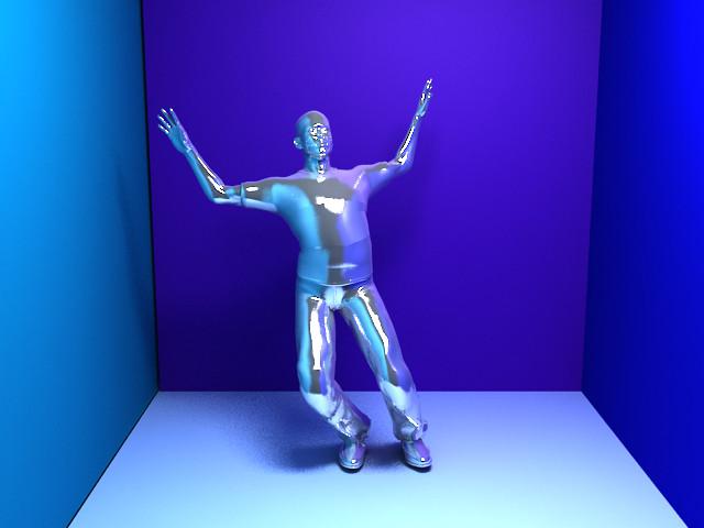 Silverman by mocap