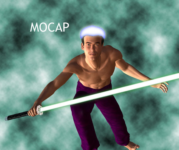 Jedi 2 by mocap