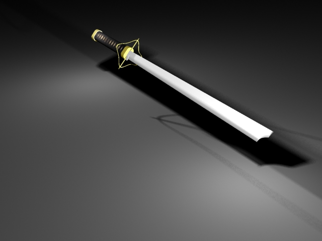 sword by mocap