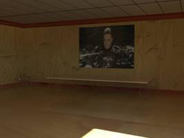Room lighting practice by mocap