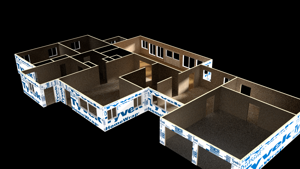House WIP_02 by mocap