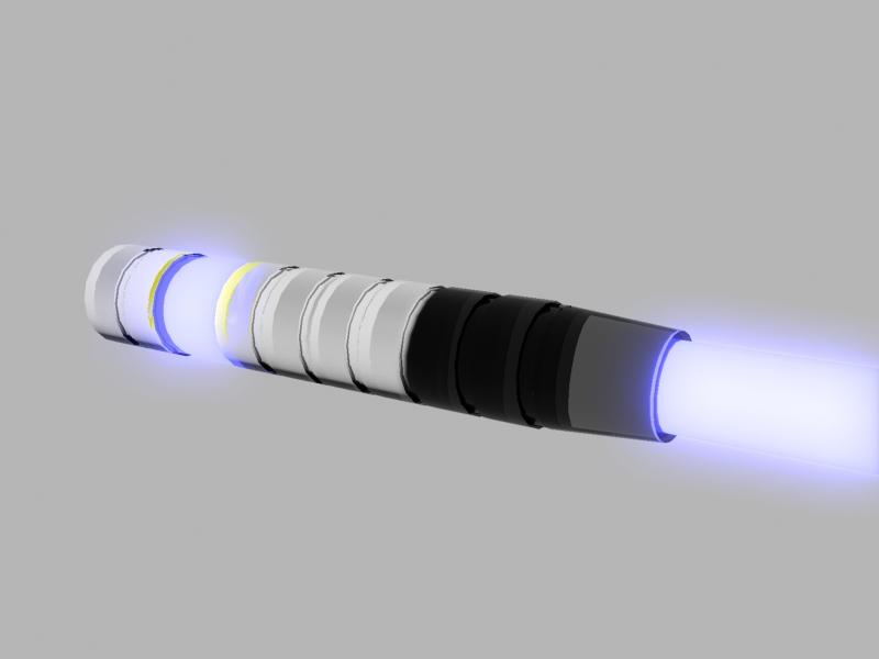 lightsaber remake by mocap