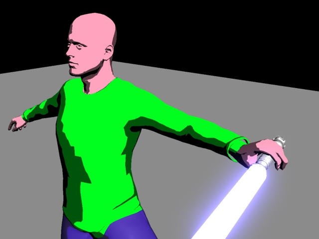cell jedi by mocap