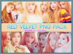 Red Velvet Png Pack